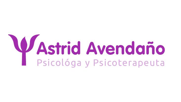 Astrid Avendano Psicologa